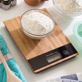 Bamboe Digitale Keuken Weegschaal 5 kg