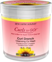Jane Carter Solution Curls to Go Curl Drench Cleansing Co-Wash 454 gr
