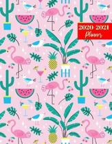 2020-2021 Planner: Simple Jan 2020 - Dec 2021 2 Year Daily Weekly Monthly Calendar Planner with To Do List Schedule Agenda