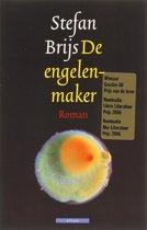 Boekomslag van 'Engelenmaker'