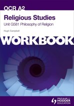 OCR A2 Religious Studies Unit G581 Workbook
