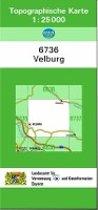 Velburg 1 : 25 000