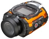 Ricoh WG-M1 oranje