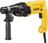 DeWalt 710W SDS-Plus - Combihamer - 22mm in TSTAK koffer