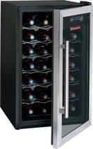 La Sommelière LS28 - Wijnklimaatkast - Monotemperatuur, 28 flessen, 6 legplanken, Energieklasse C