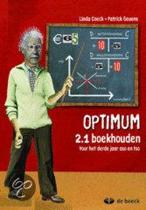 Optimum 2.1 - Boekhouden - leerwerkboek