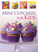 Boek cover Mini Cupcakes for Kids van Hinkler