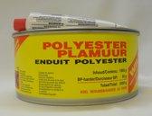 Polyester Plamuur grijs (incl. verharder) 2000g