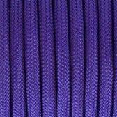 Paracord 550 Purple - Type 3 - 20 meter - #5