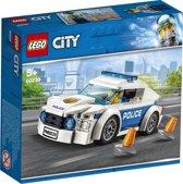 Afbeelding van LEGO City Politiepatrouille Auto - 60239 speelgoed