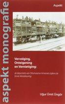Aspekt monografie - Vervolging, Onteigening en Vernietiging