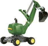 Rolly Toys Digger John Deere Graafmachine Groen