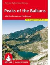 Peaks of the Balkans Albanien, Kosovo und Montenegro WF Rother