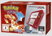 Nintendo 2DS + Pokemon Red - Rood