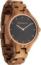 De officiële WoodWatch   Northern Sky   Houten horloge dames