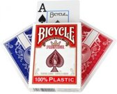 Bicycle Prestige plastic pokerkaarten