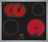 Siemens ET645HN17E iQ300 - Keramische kookplaat - Zwart
