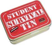 Bushcraft survivalset Student Survial Tin - voor de student