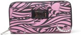 Disney - Alice in Wonderland - Cheshire Cat AOP Zip Around Wallet
