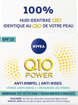 NIVEA Q10 Power Anti-Rimpel 35+ Dagcrème - SPF 15 - 50 ml