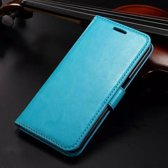 KDS Wallet case hoesje Samsung Galaxy S3 Mini Blauw
