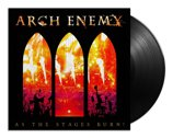 As The Stages Burn! (LP+DVD)