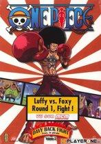 ONE PIECE DAVY BLACK FIGHT - Vol 2 (3DVD) : DVD