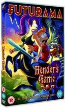 Futurama: Benders Game (dvd)