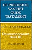 De prediking van het Oude Testament. Deuteronomium deel III