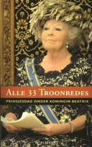 Alle 33 Troonredes