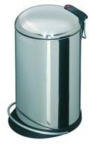 Hailo pedaalemmer 14 liter - RVS
