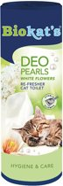 Biokat's deo pearls white flowers - 1 ST à 700 GR