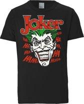 Logoshirt T-Shirt Joker - Batman