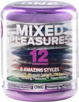 One Mixed Pleasures Multi 12 Pack