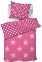 Damai Starville Dekbedovertrek - Junior - 120x150 cm - Pink