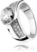 Zinzi - Zilveren Ring - Maat 54 ZIR766-54