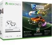 Xbox One S console 1 TB + tweede controller + Rocket League