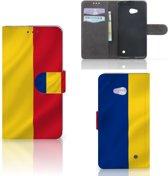 Bookstyle Case Microsoft Lumia 640 Roemenië