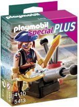 Playmobil Piratenaanval - 5413
