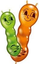 2 reuze rupsen ballonnen