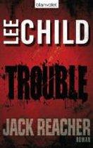 Boekomslag van 'Trouble'