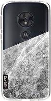 Casetastic Softcover Motorola Moto G7 Play - Marble Transparent