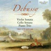 Debussy: Violin Sonata, Cello Sonata, Piano Trio
