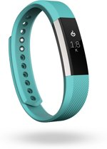 Fitbit Alta - Activity tracker - Turquoise - Large