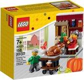 LEGO 40123 ~Thanksgiving Feest