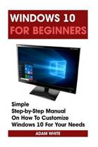 Windows 10 for Beginners