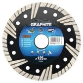 Graphite 57H625 Diamantschijf 115x22x6,0x2,4mm, Turbo, MPA EN13236