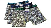 Boxershorts Grand Man - 3-PACK 5017 - L SIZE