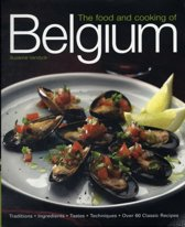 Food & cooking of belgium