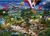 Gibsons puzzel I Love the Country - Mike Jupp - 1000 stukjes